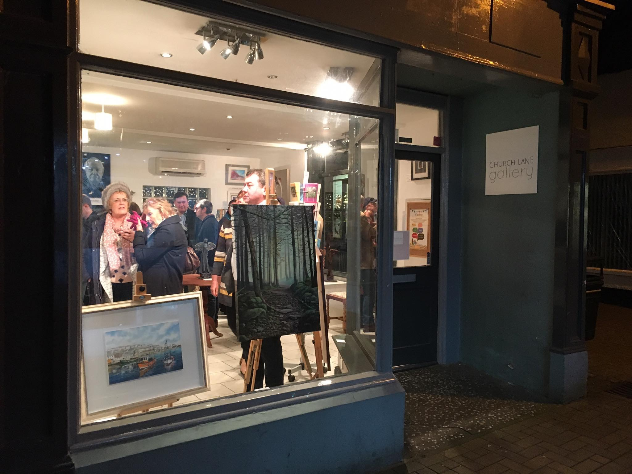 Church Lane Gallery 2
