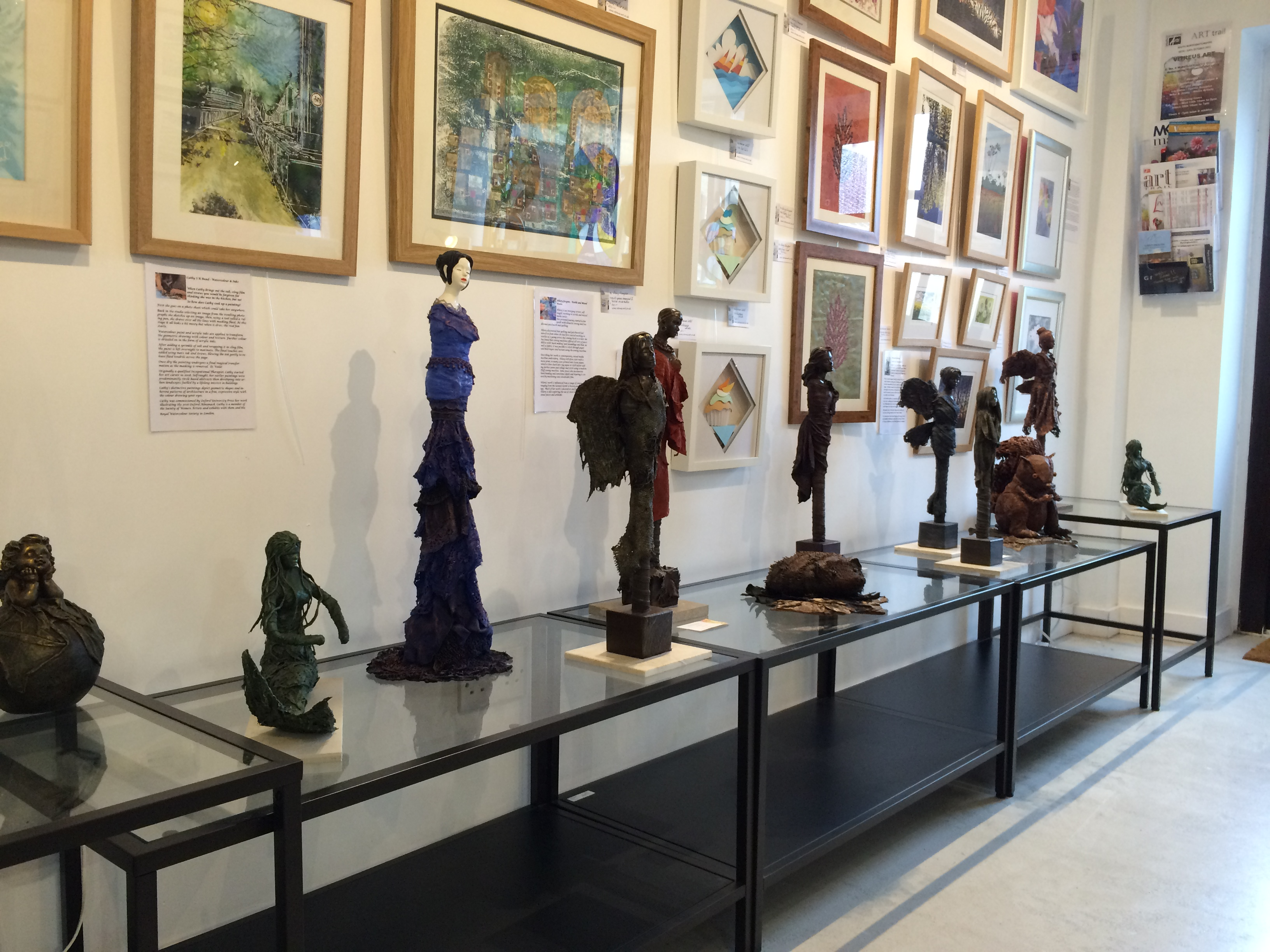 South Northants Art Trail 2015